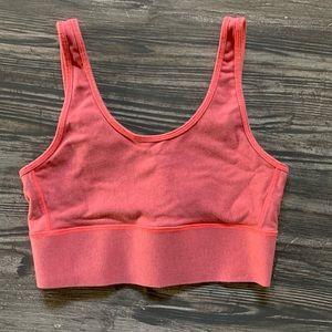 UNDER ARMOUR women's sports bra S